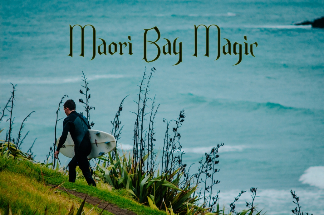 Maori Bay Magic add